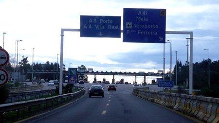 Los nuevos peajes portugueses atacan al bolsillo de los gallegos que viven cerca