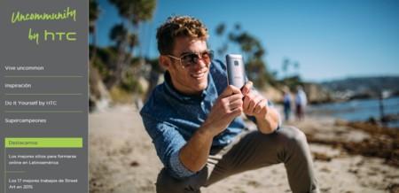 Uncommunity.com, nuevo espacio para despertar tu lado más creativo de la mano de HTC