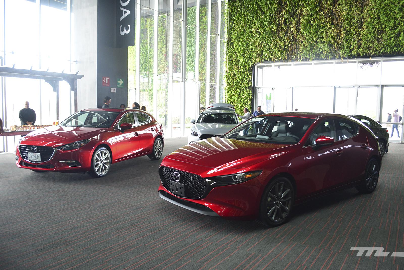 Foto de Mazda 3 2019 en México (20/27)
