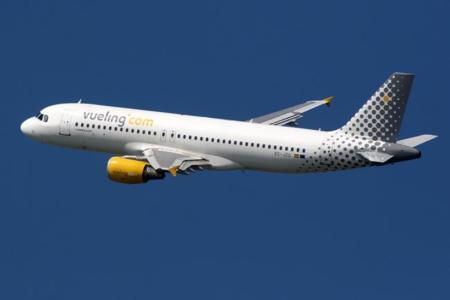 Vueling y Telefónica llevarán Internet a 20 Mbps a los aviones en Europa