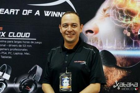 HyperX se independiza para forjar gamers, entrevista a Hiram Medero de Kingston Latam