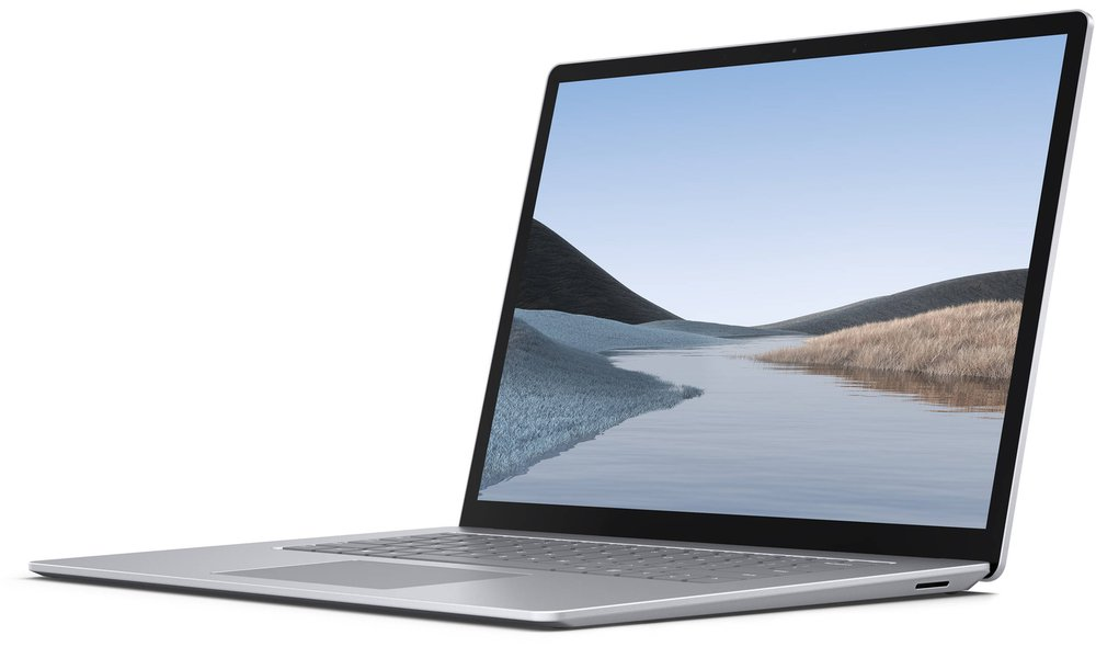 Nuevo Microsoft Surface Laptop 3, AMD Ryzen 5, 8 GB, 256 GB Platino