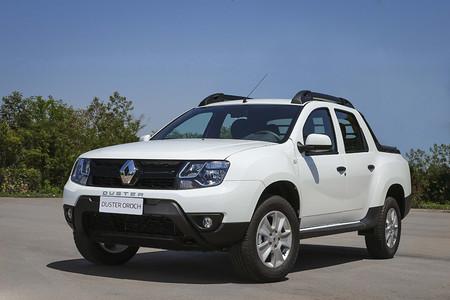 Renault Oroch Zen