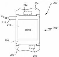 Apple obtiene una patente sobre un smartwatch al que bautizan como iTime