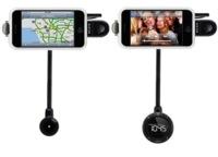 Tunebase FM y Tunebase Direct de Belkin, conecta el iPhone a tu coche