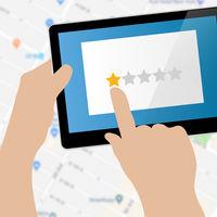 Se acabó comentar negativamente en Google Maps sobre empresas en las que se trabajó