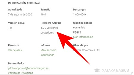 Requiere Android