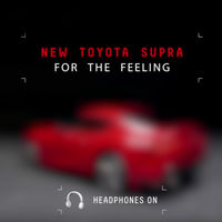 ¡Sube el volumen! Así de adictivo es el sonido del motor del nuevo Toyota Supra