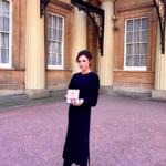 Victoria Beckham ya tiene su OBE, vamos, que la han condecorado