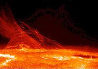 La sonda Hinode desvela nuevos detalles de la actividad solar