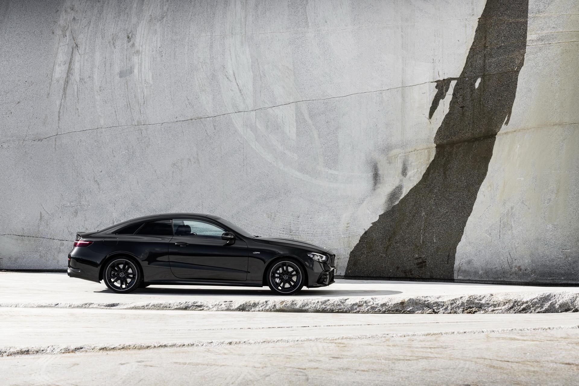 Foto de Mercedes-AMG E 53 Coupé 2021 (17/35)