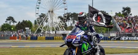 Lorenzo Francia Motogp 2019