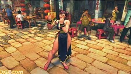 'Street Fighter IV': contenidos adicionales para el arcade vía teléfono móvil