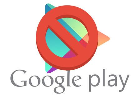 Google Play Prohibido