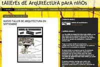 Talleres de arquitectura para niños