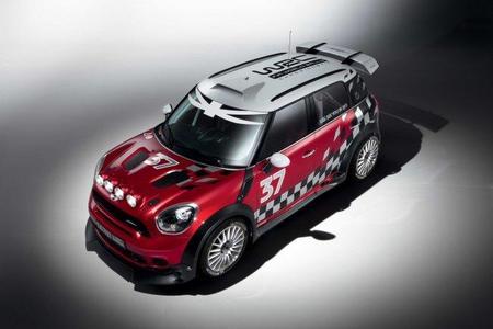 Cierre de fiesta del Salón de Paris con el Mini Countryman WRC