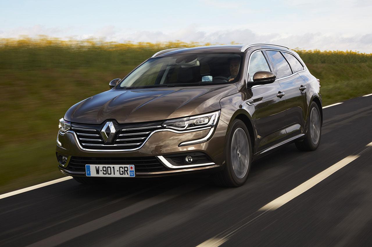 Foto de Renault Talisman Sport Tourer (8/23)