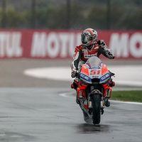 """Michele Pirro: """"Pocos serían capaces de enderezar la moto como Lorenzo, quizá Stoner hizo algo similar"""""""