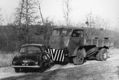 Renault: 10.000 crash test en más de 50 años