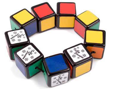 Pulsera Rubik