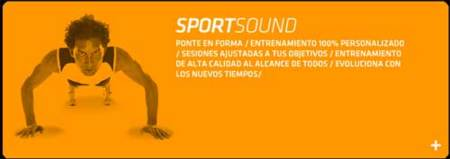 Sport Sound, lo último en entrenadores personales