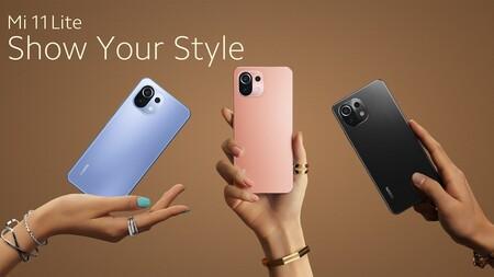 Xiaomi Mi 11 Lite Lanzamiento Mexico Precio Oficial
