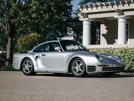 Porsche 959 A Subasta