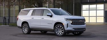 Los Chevrolet Suburban y Tahoe 2021 renacen más imponentes y tecnológicos que nunca