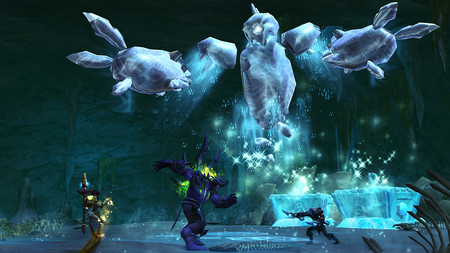 Así serán las Expediciones Insulares de World of Warcraft: Battle for Azeroth, las nuevas misiones aleatorias para tres jugadores