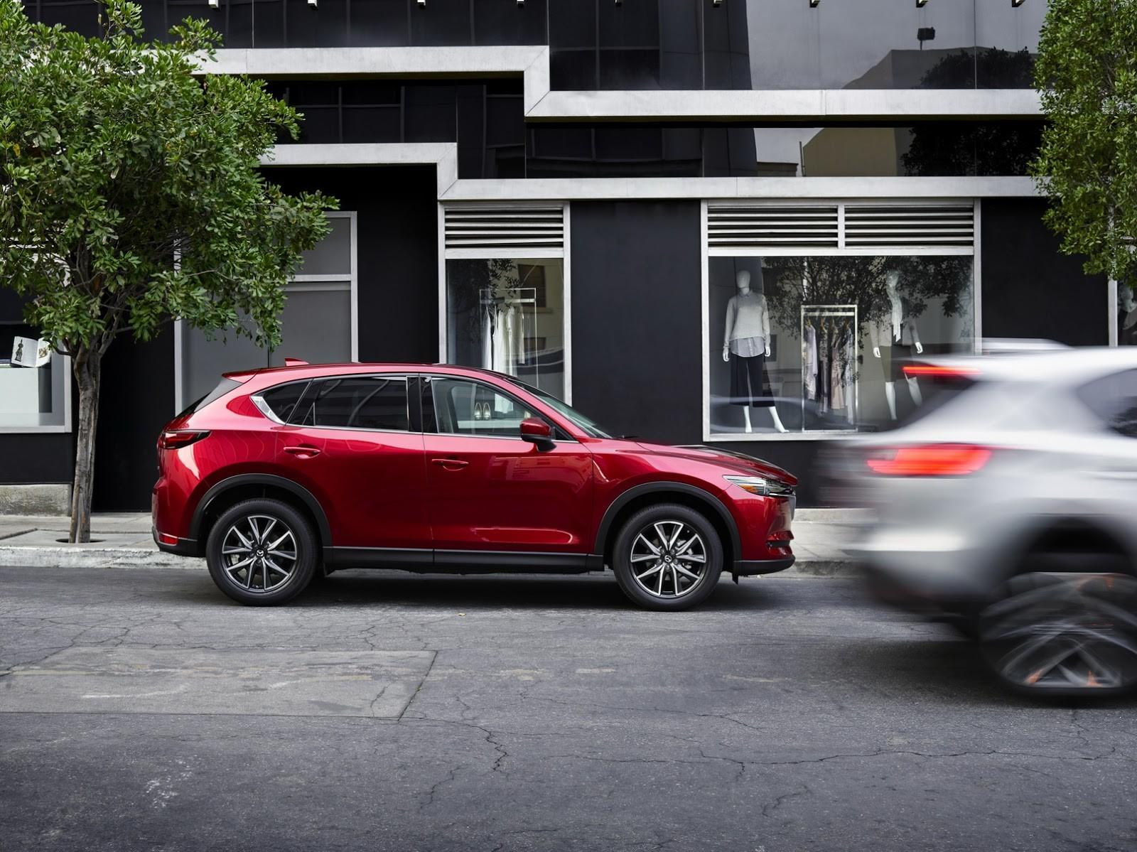 Foto de Mazda CX-5 2018 (22/39)