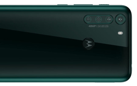 Motorola One Fusion Camaras
