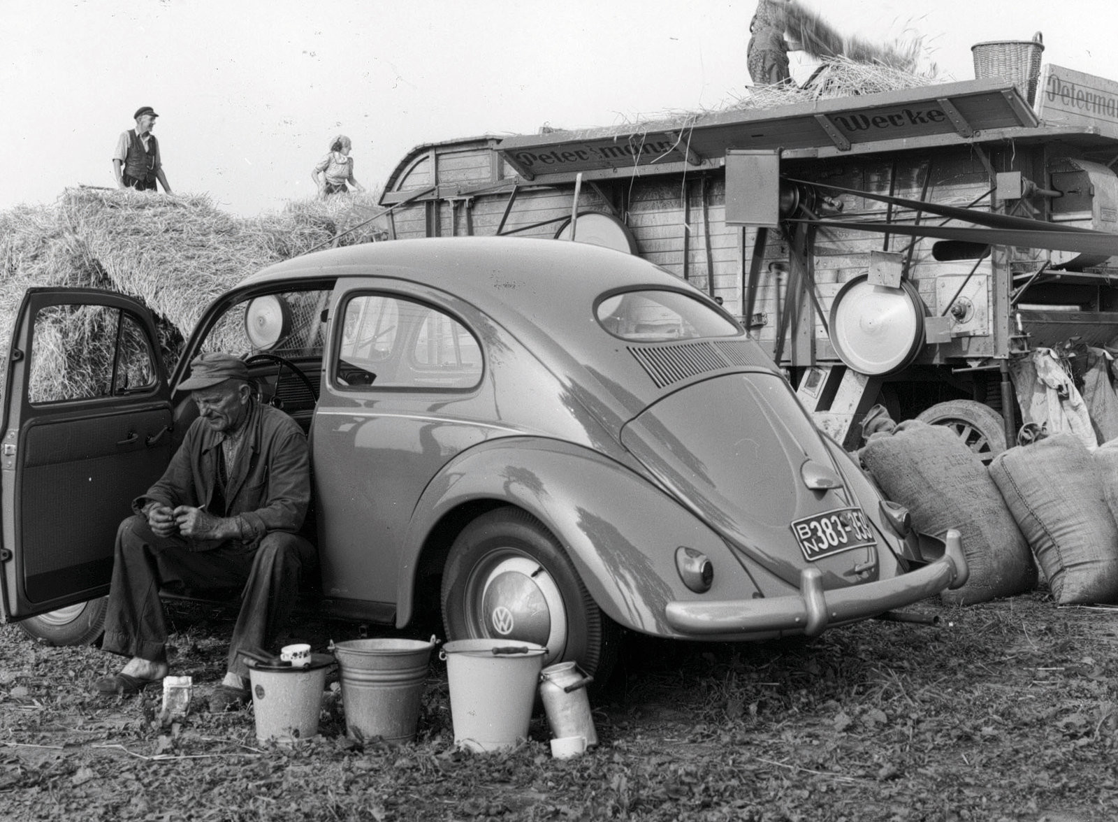 Foto de Volskwagen Type 1 (4/20)