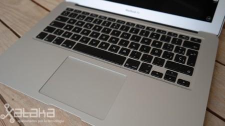 teclado y touchpad