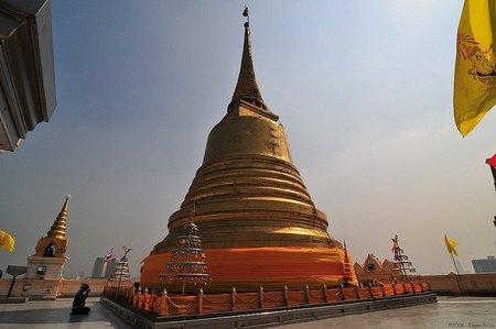 Guía de templos de Bangkok: Wat Saket y el Monte Dorado
