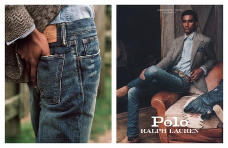 Polo Ralph Lauren Denim Campaign 4