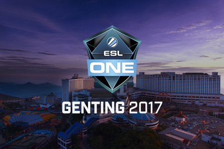 Esl One Genting