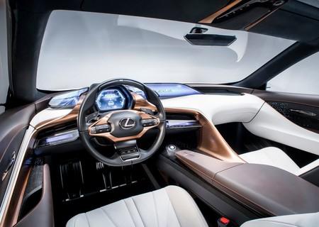 Lexus Lf 1 Limitless Concept 2018 1280 28