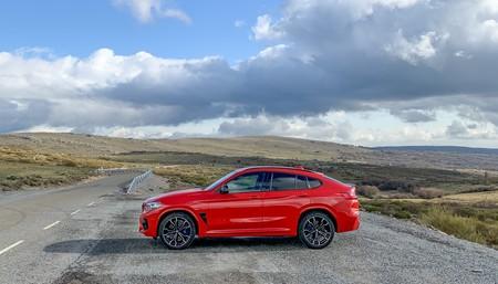 Probamos el BMW X4 M Competition, un SUV de 510 CV que parece interminable y mantiene su lado racional