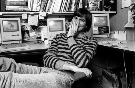 Steve Jobs, anécdotas e imágenes del hombre que salvó a Apple