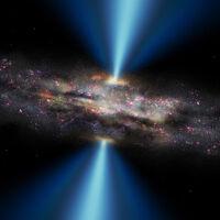 """Ni negros, ni agujeros: una nueva teoría recurre a las """"estrellas oscuras"""" para concebir un universo sin singularidades"""