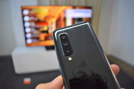 Samsung Galaxy Fold Primeras Impresiones Mexico Camaras Galaxy S10 Plus