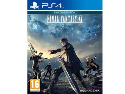 Final Fantasy XV para PS4 en su edición Day One, aún más barato en Amazon: 41,95 euros