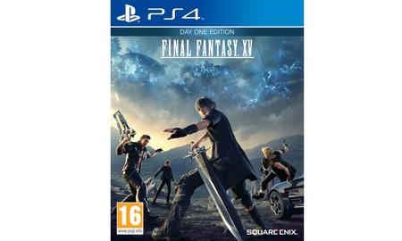 La paciencia tiene recompensa: Final Fantasy XV para PS4 por 47,19 euros en Zavvi