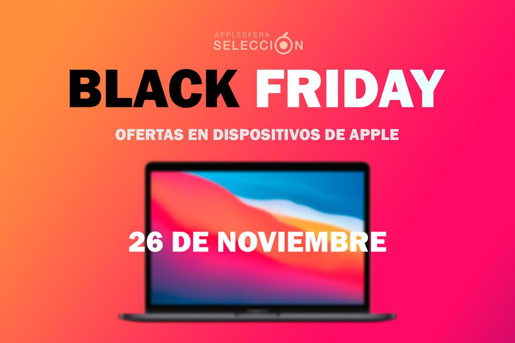 Semana del Black Friday: las mejores ofertas en productos Apple, hoy 26 de noviembre