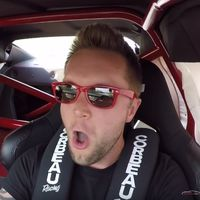 ¡Increíble! Los escapes de este Camaro ZL1 hacen tantísimo ruido que hasta saltan los airbags (con vídeo)