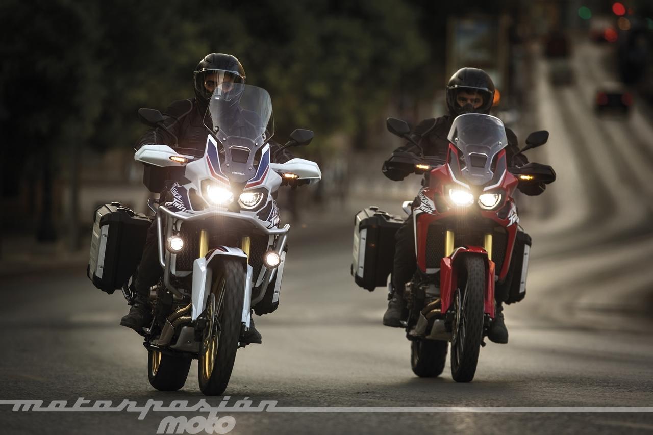 Foto de Honda CRF1000L Africa Twin (21/98)