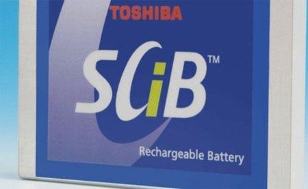 Bateria elegida para el Honda FIT EV: Toshiba SCiB