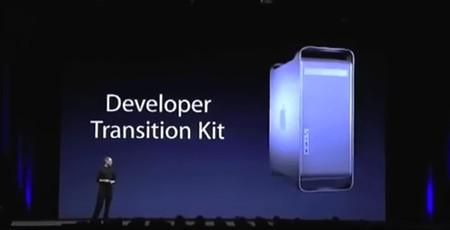 Transition Kit, ordenadores que Apple cedía para probar la última transición