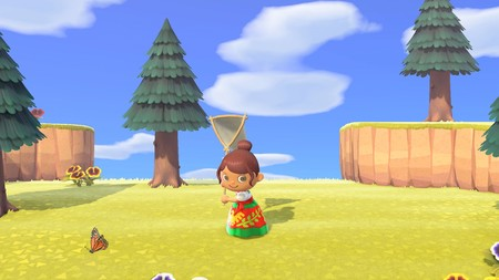 Un lunes cargado de nuevas imágenes de Animal Crossing: New Horizons es menos lunes