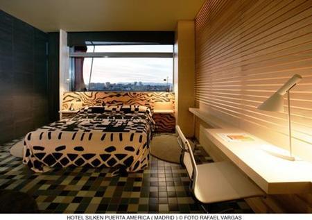 hotel puerta América - Mariscal y Salas - habitación 2